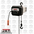 JET VOLT-100-03P-20 3PH 460V 20' LIFT VOLT 1T Var Speed Electric Chain Hoist