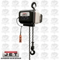 JET VOLT-200-03P-15 3PH 460V 15' LIFT VOLT 2T Var Spd Electric Chain Hoist