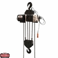 JET 181011 VOLT 10T Var Spd Electric Chain Hoist