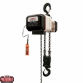 JET 181520 VOLT 5T Var Spd Electric Chain Hoist