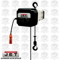 JET VOLT-025-03P-10 3PH 460V 10' LIFT VOLT 1/4T Var Spd Electric Chain Hoist