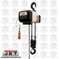 JET 185021 VOLT 1/2T Variable Speed Electric Hoist