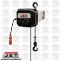 JET VOLT-050-03P-20 3PH 460V 20' LIFT VOLT 1/2T Var Spd Electric Chain Hoist