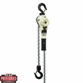 JET 275020 0.8 Ton LEVER Hoist WITH 20' Lift