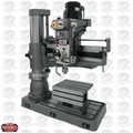 JET 320037 J-1230R-4 5HP, 3PH, 460V 4' Arm Radial Drill Press