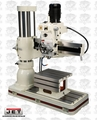 JET 320037 5HP, 3PH, 460V 4' Arm Radial Drill Press
