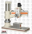 JET 320039 J-1600R-4 7.5HP, 3PH, 230/460V 5' Arm Radial Drill Press