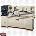 JET 321102 Metalworking Lathe with ACU-RITE VUE DRO + Collet Closer