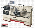 "JET 321302 14"" x 40"" LSB Lathe w/ 300S DRO, Taper & Collet Closer"