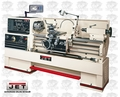 JET 321418 GH-1840ZX LATHE w/ ACU-RITE 300S Digital Readout + Taper ATTCHMT