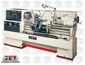 "JET 321498 GH-1440ZX 14"" x 40"" Lathe w/ DP700 DRO, Taper Att & Collet Closer"