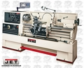 JET 321591 GH-1860ZX LATHE w/ ACU-RITE 300S Digital Readout + Taper ATTCHMT