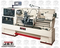 JET 321592 GH-1860ZX LATHE w/ ACU-RITE 300S Digital Readout & COLLET CLOSER