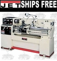 JET 321820 Geared Head Engine Lathe