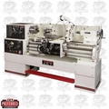 JET 321857 GH-1640ZK Metalworking Lathe w/ ACU-RITE 200S DRO + Collet Closer