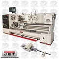JET 321862 LATHE WITH NEWALL DP700 Digital Readout & TAPER ATTACHMENT