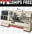 JET 321910 Large Spindle Bore Lathe