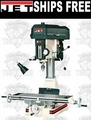 JET 350017 Milling/Drilling Machine