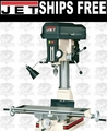 "JET 350018 15"" Milling/Drilling Machine"