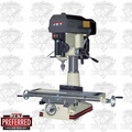 JET 350402 JMD-18PFN Mill Drill PLUS Anilam 411 Digital Readout