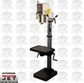 "JET 354030 J-A2608M-PF2 1 - 1-1/2HP 3PH 220V 20"" GH Drill Press + Powerfeed"