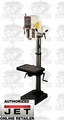 "JET 354031 20"" Gear Head Drill Press"