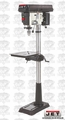 "JET 354166 JDP-15MF 3/4 HP, 1 PH 15"" Floor Mount Drill Press 115/230 V"