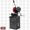 JET 414203K 2HP 3PH 230V Manual Cold Saw Non-Ferrous 350mm
