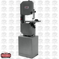 "JET 414500 1HP 1PH 115/230V 14"" Vertical Metal/Wood Band Saw"