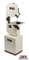 "JET 414503 J-8203VS 14"" Metal/Wood Vertical Variable Speed Bandsaw"