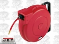 "JET 426237 3/8"" x 50' PHR-50 Poly Air or Water Hose Reel"