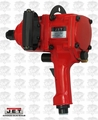 "JET 505976 J-3800P 1"" Pistol Grip Industrial Impact Wrench"