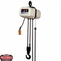JET 511500 5 Ton 1PH 15'' Lift 115/230V SSC Electric Hoist