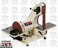"JET 577004 2X42 Bench Belt & 8"" Disc Sander"