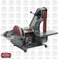 "JET 577004 J-41002 3/4HP 1PH 115V 2X42 Bench Belt & 8"" Disc Sander"