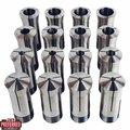 JET 650014 16-piece 5-C Collet Set