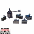 JET 650300 300 Series Quick Change Wedge Type Tool Post Set
