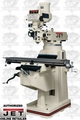 JET 690060 Vertical Milling Machine