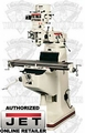 JET 690082 Vertical Milling Machine