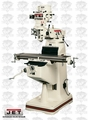 JET 690089 Model JTM-2 2 HP, 1 PH, 115/230 V Vertical Milling Machine