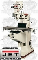 JET 690089 Vertical Milling Machine