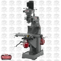 JET 690175 1.5HP 3PH 230V Mill + X-Y Powerfeed