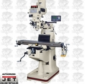 JET 690180 Model JTM-4VS 2 HP, 1 PH, 230 V Vertical Milling Machine