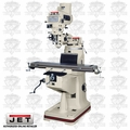 JET 690182 Model JTM-4VS 3 HP, 3 PH Vertical Milling Machine 230/460 V