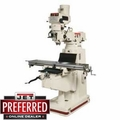 JET 690218 Vertical Milling Machine