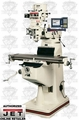 JET 690280 JTM-1 2HP 3PH 230V Vertical Milling Machine PLUS VUE DRO