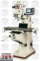 JET 690281 JTM-1 2HP 1PH 230V Vertical Milling Machine + VUE DRO & X-TPFA