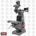 JET 690281 2HP 1PH 230V Vertical Milling Machine + VUE DRO & X-TPFA