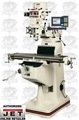 JET 690285 JTM-2 2HP 3PH 230V Vertical Milling Machine + VUE DRO, X + Y