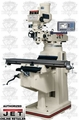 JET 690306 JTM-1050 Vertical Milling Machine PLUS 300S DRO and X-TPFA